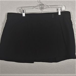 Lands' End swim Skirt Black Sz 20W